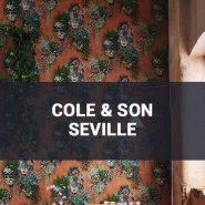Обои Cole & Son Seville фото