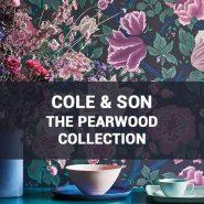 Обои Cole & Son The Pearwood Collection фото