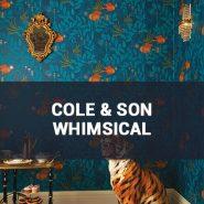 Обои Cole & Son Whimsical каталог