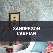 Обои Sanderson Caspian фото