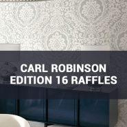 Обои Carl Robinson Edition 16 Raffles каталог