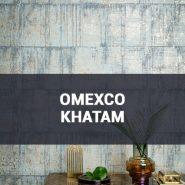 Обои Omexco Khatam фото