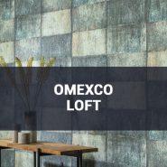 Обои Omexco Loft фото