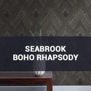 Обои Seabrook Boho Rhapsody фото