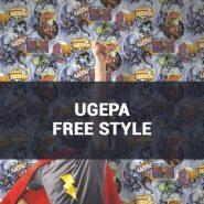 Обои Ugepa Free Style фото