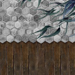 Панно Rasch Textil Vanilla Lime 014260 фото