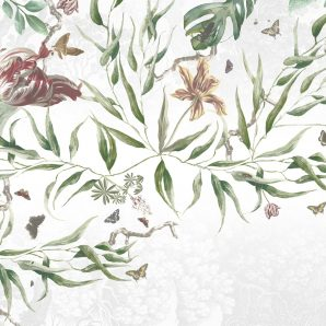 Панно Rasch Textil Vanilla Lime 014300 фото