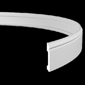 Плинтус напольный Европласт 1.53.108 Flex фото