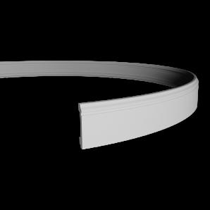 Плинтус напольный Европласт 1.53.112 Flex фото