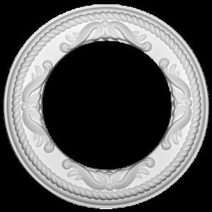 Потолочная розетка Европласт 1.56.052 фото