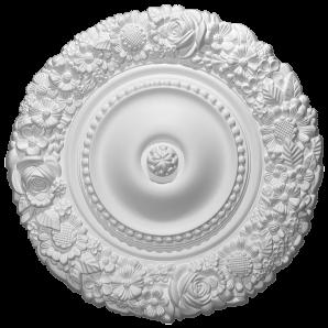 Потолочная розетка Европласт 1.56.057 фото