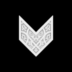 Потолочная розетка Европласт 1.57.504 фото
