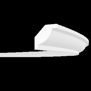Потолочный плинтус Европласт 1.50.297 Flex фото