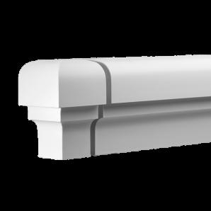 Торец подоконника Европласт 4.82.031 фото