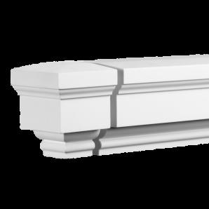 Торец подоконника Европласт 4.82.033 фото