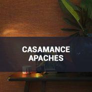 Обои Casamance Apaches фото