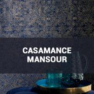 Обои Casamance Mansour фото