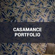 Обои Casamance Portfolio каталог