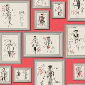 Обои AS Creation Karl Lagerfeld 37846-2 фото
