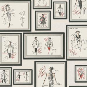 Обои AS Creation Karl Lagerfeld 37846-3 фото