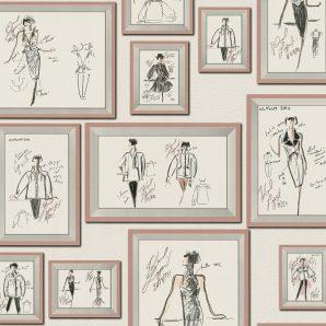Обои AS Creation Karl Lagerfeld 37846-4 фото