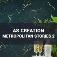 Обои AS Creation Metropolitan Stories 2 фото