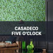 Обои Casadeco Five O'Clock фото