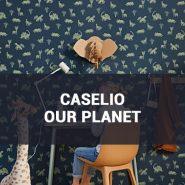 Обои Caselio Our Planet фото