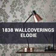 Обои 1838 Wallcoverings Elodie фото