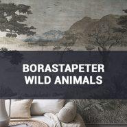 Обои Borastapeter Wild Animals фото