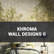 Обои Khroma Wall Designs II фото