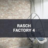 Обои Rasch Factory 4 каталог