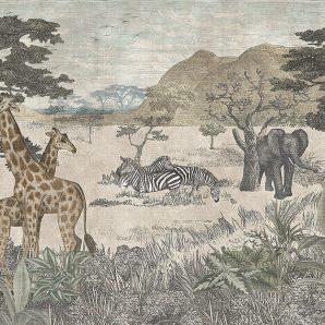 Панно Borastapeter Wild Animals 1194 фото