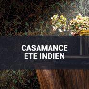 Обои Casamance Ete Indien фото