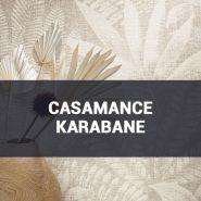 Обои Casamance Karabane фото
