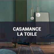 Обои Casamance La Toile фото