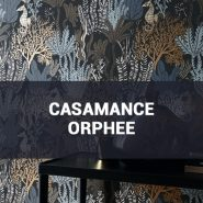 Обои Casamance Orphee фото