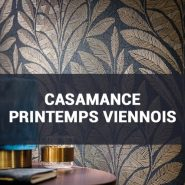 Обои Casamance Printemps Viennois каталог
