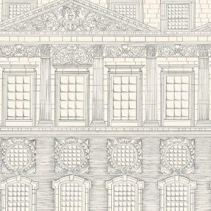 Обои Cole & Son Historic Royal Palaces Great Masters 118-15035 фото