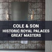 Обои Cole & Son Historic Royal Palaces Great Masters фото