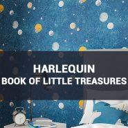 Обои Harlequin Book Of Little Treasures фото