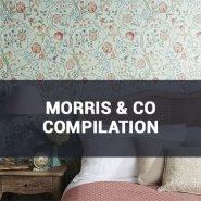 Обои Morris & Co Compilation каталог