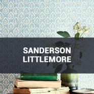Обои Sanderson Littlemore фото