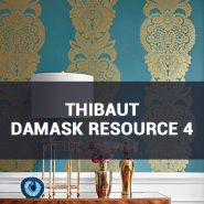 Обои Thibaut Damask Resource 4 фото