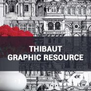 Обои Thibaut Graphic Resource каталог