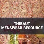 Обои Thibaut Menswear Resource каталог