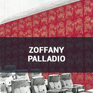 Обои Zoffany Palladio фото