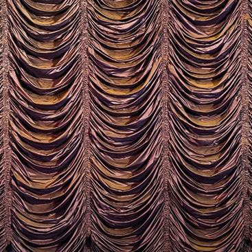 Французские шторы фотография слайд