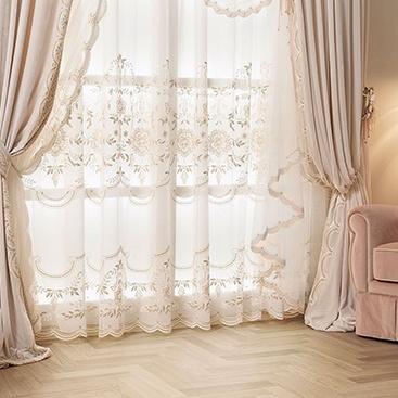 Итальянские шторы фотография слайд