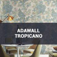 Обои AdaWall Tropicano фото
